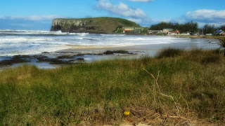 Praia da Cal e Morro das Furnas, Torres