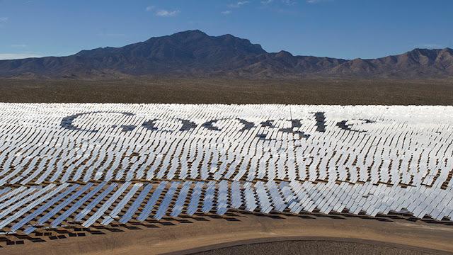 Google se convierte en una de las primeras empresas abastecidas al 100 % de energía renovable