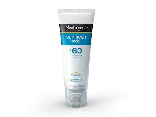 protetor solar facial fator 60