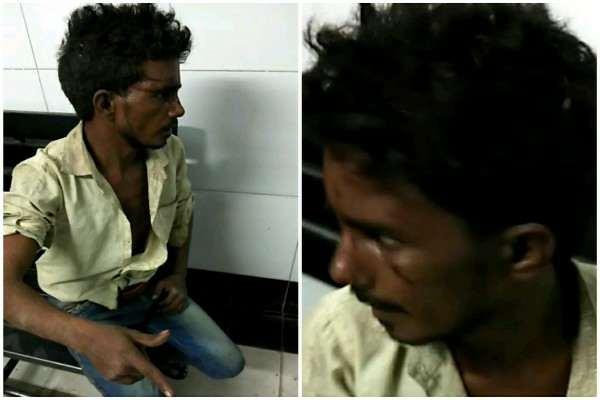 chor-caught-in-ballabhgarh-civil-hospital-news