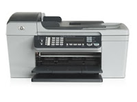 HP Officejet 5615 Downloads driver para Windows e Mac