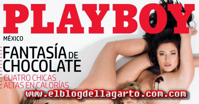 Playboy Mexico Febrero 2017 B