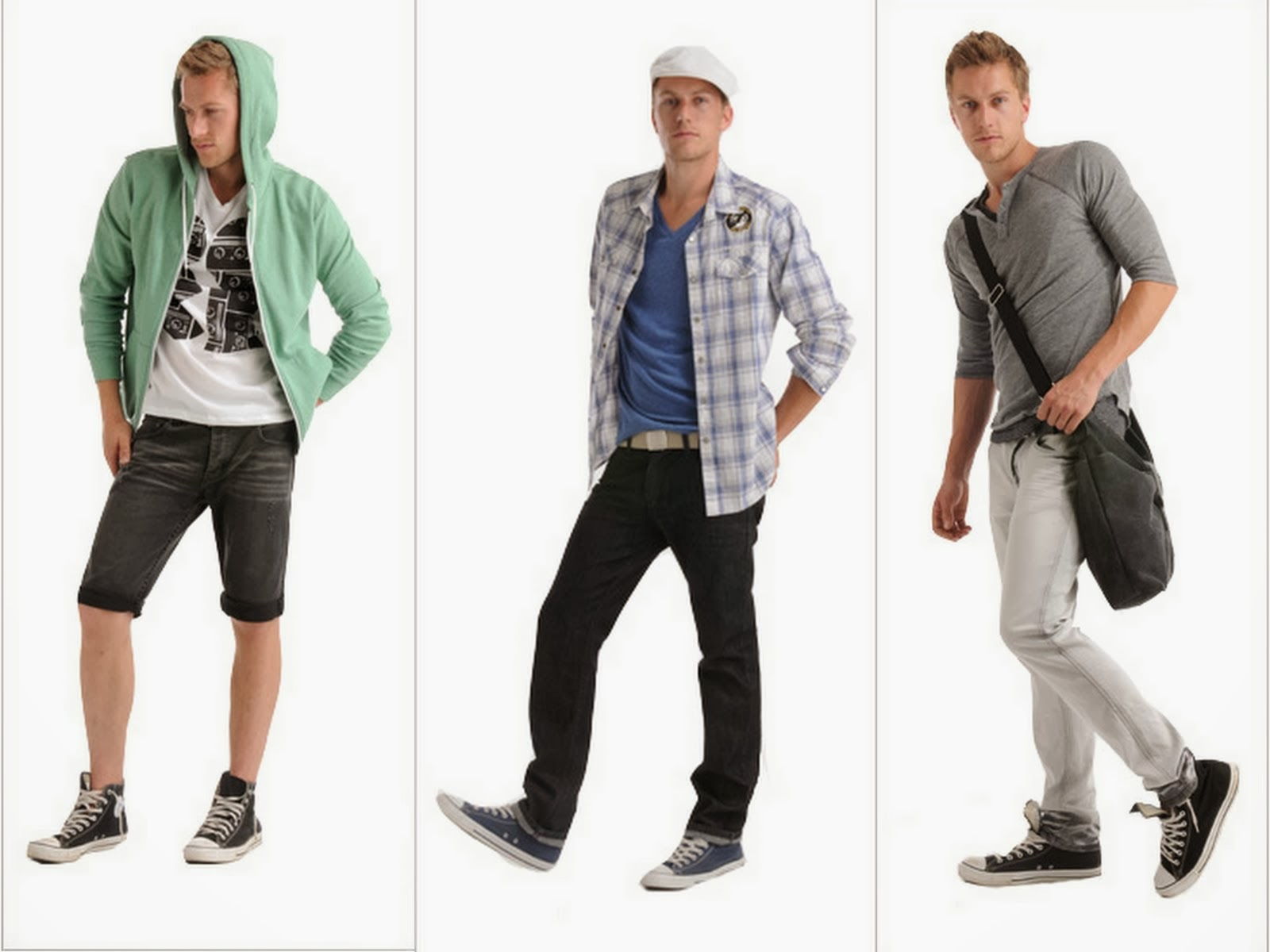 Fashion Casual For Men: Fashion Tips for Men: Casual Shirts