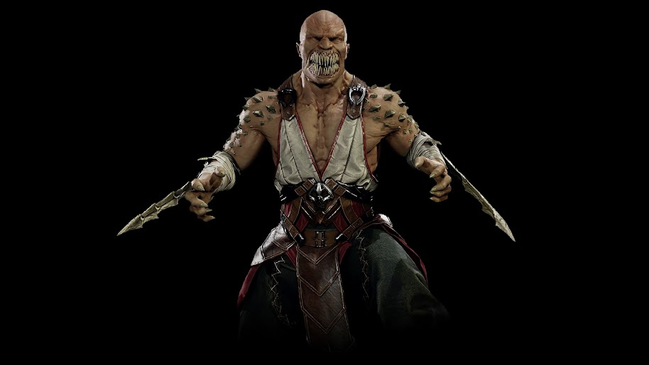 Baraka Mortal Kombat 11 4k Wallpaper 1
