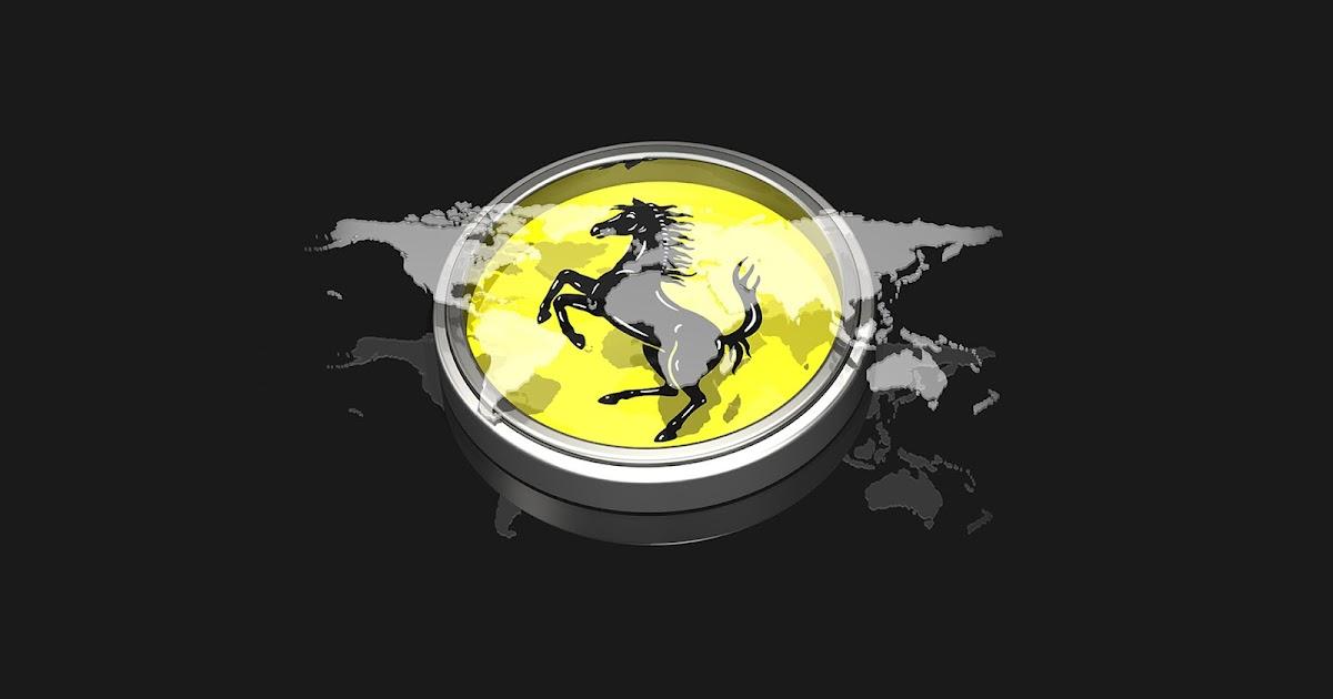 Ferrari Logo Desktop Wallpaper