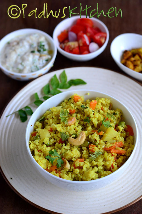 Millet Pulao-Varagu Arisi Vegetable Rice