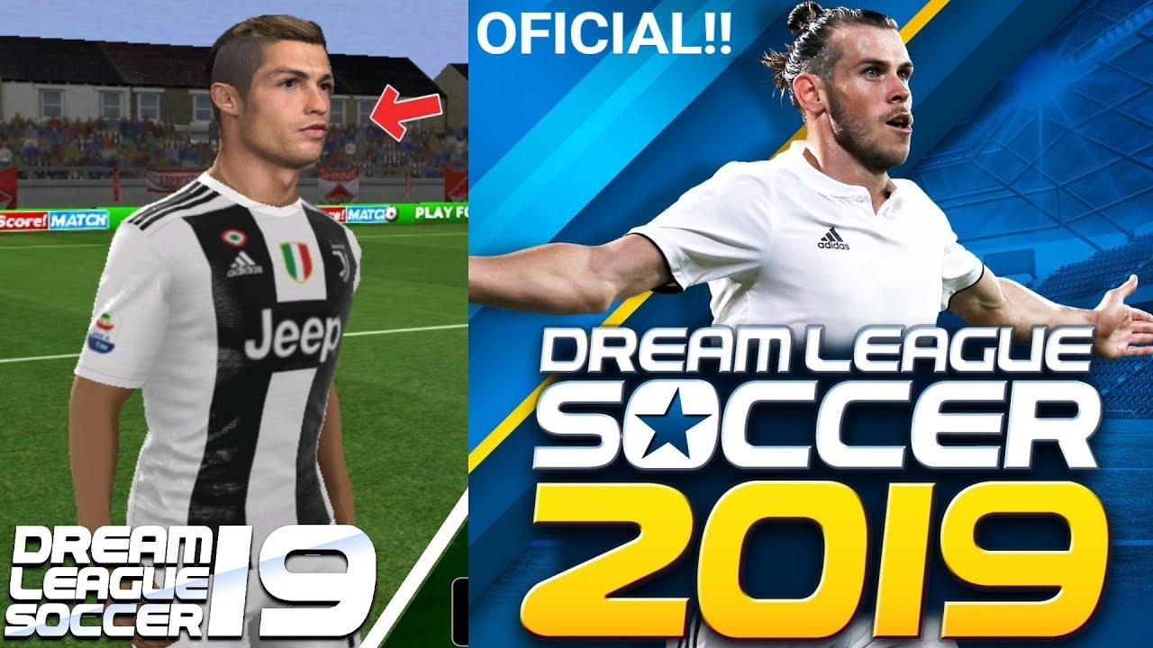 Descarga Gratis El Mejor Juego De Futbol Dream League Soccer 2019