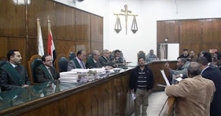 التفاصيل وراء حبس رئيس مباحث حدائق القبة 8 سنوات بالسجن المشدد و7 سنوات لاربع امناء شرطة