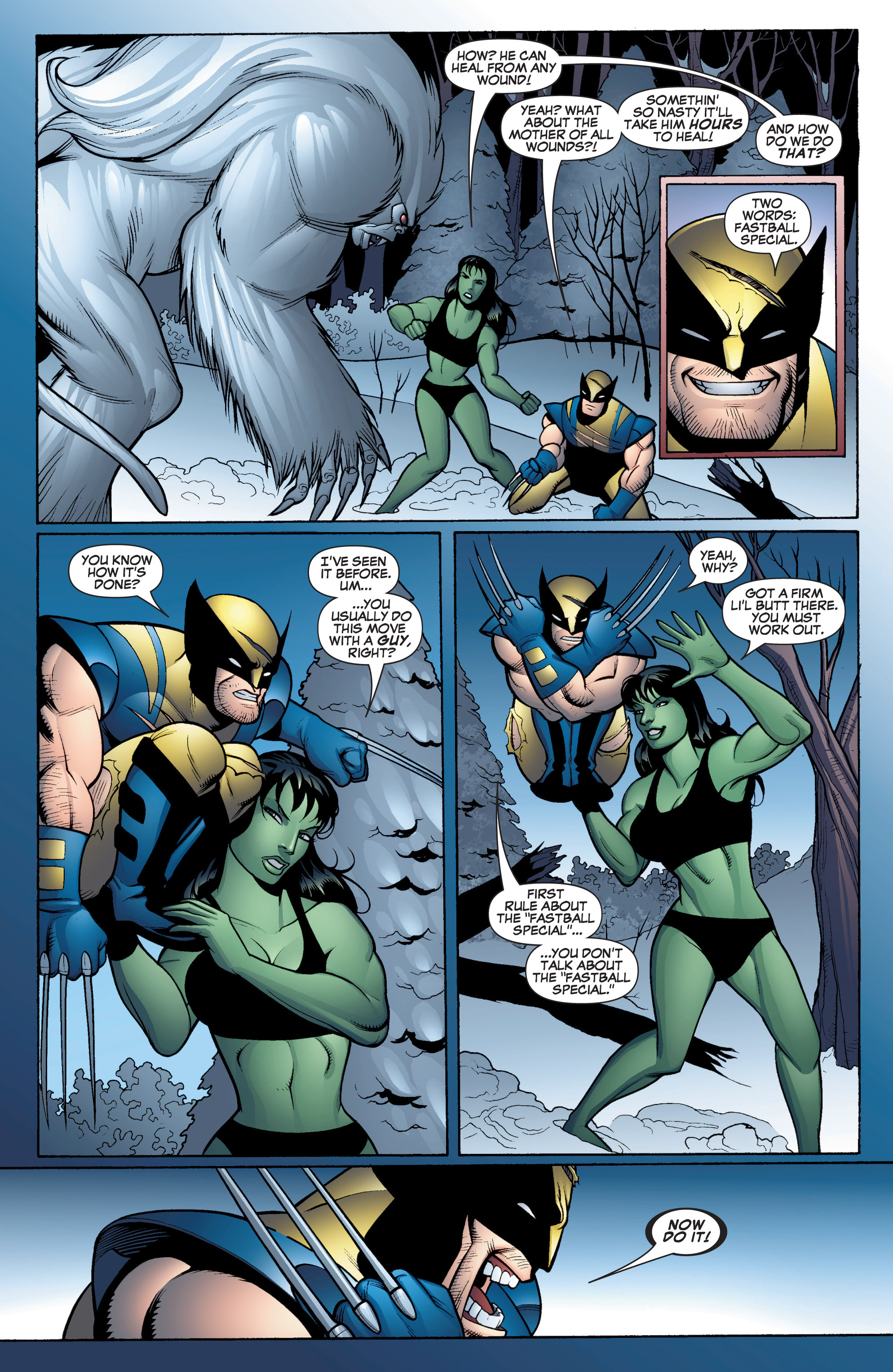 Read online She-Hulk (2005) comic -  Issue #16 - 18