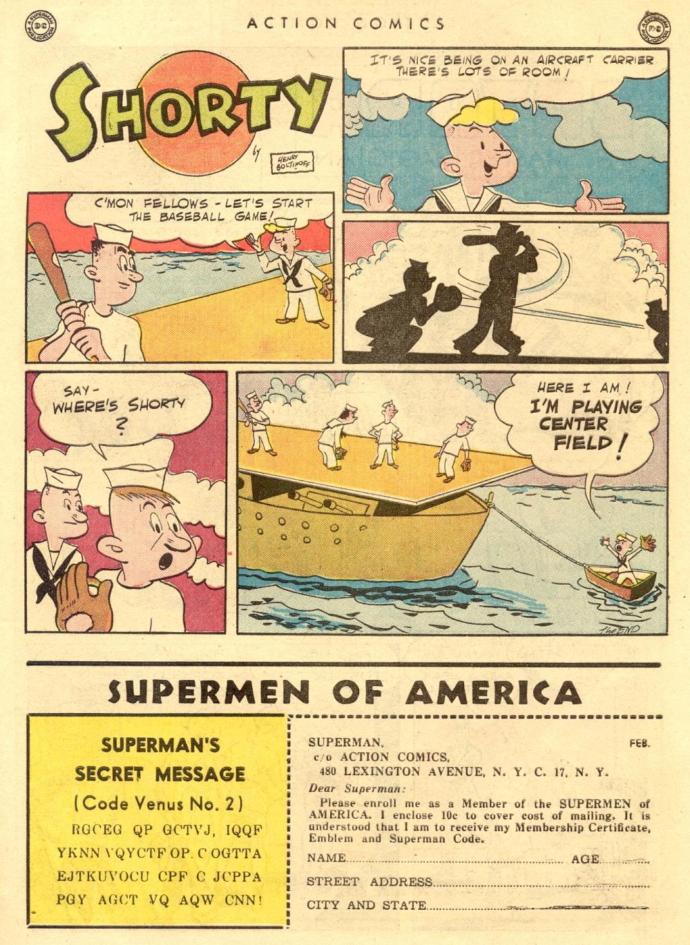 Action Comics (1938) 93 Page 40