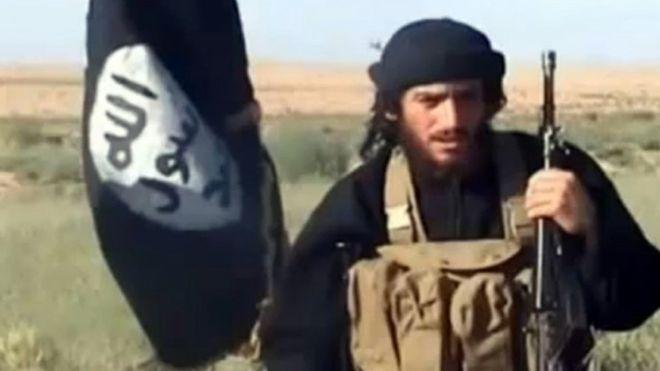BREAKING: Islamic State's top spokesman al-Adnani 'killed in Aleppo'