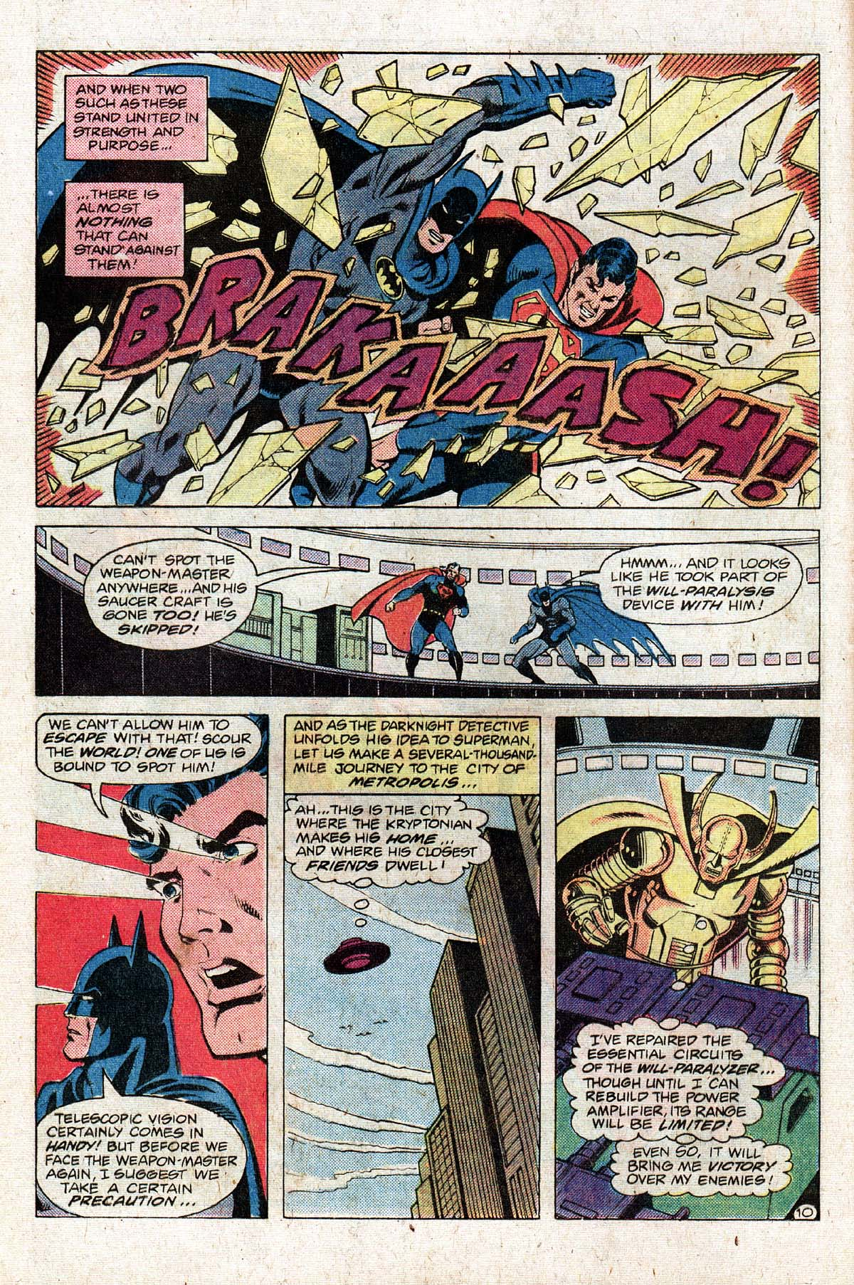 Read online World's Finest Comics comic -  Issue #274 - 12