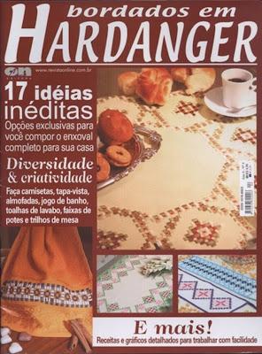 Revista: Bordados em Hardanger 4 [Portugués]