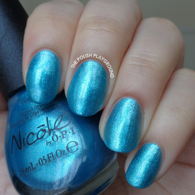 Nicole by OPI Diva Into The Pool