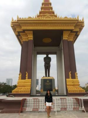 phnom penh cambodia kamoboja asia