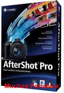 Corel AfterShot Pro Portable