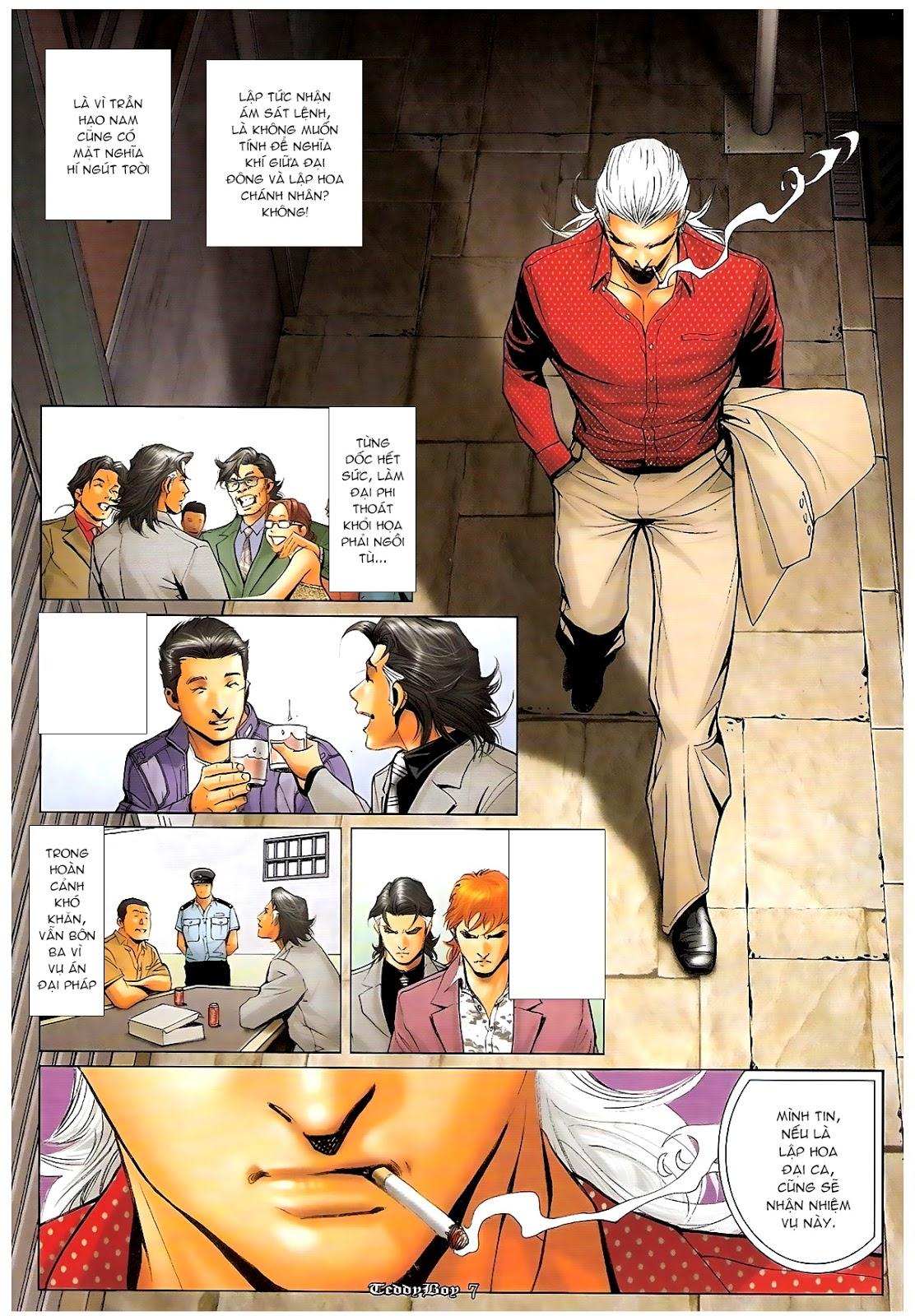 Người Trong Giang Hồ - Chapter 1206: Xúc Đại Đông - Pic 6