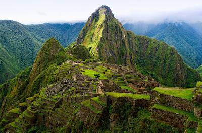 Machu Picchu ancient world