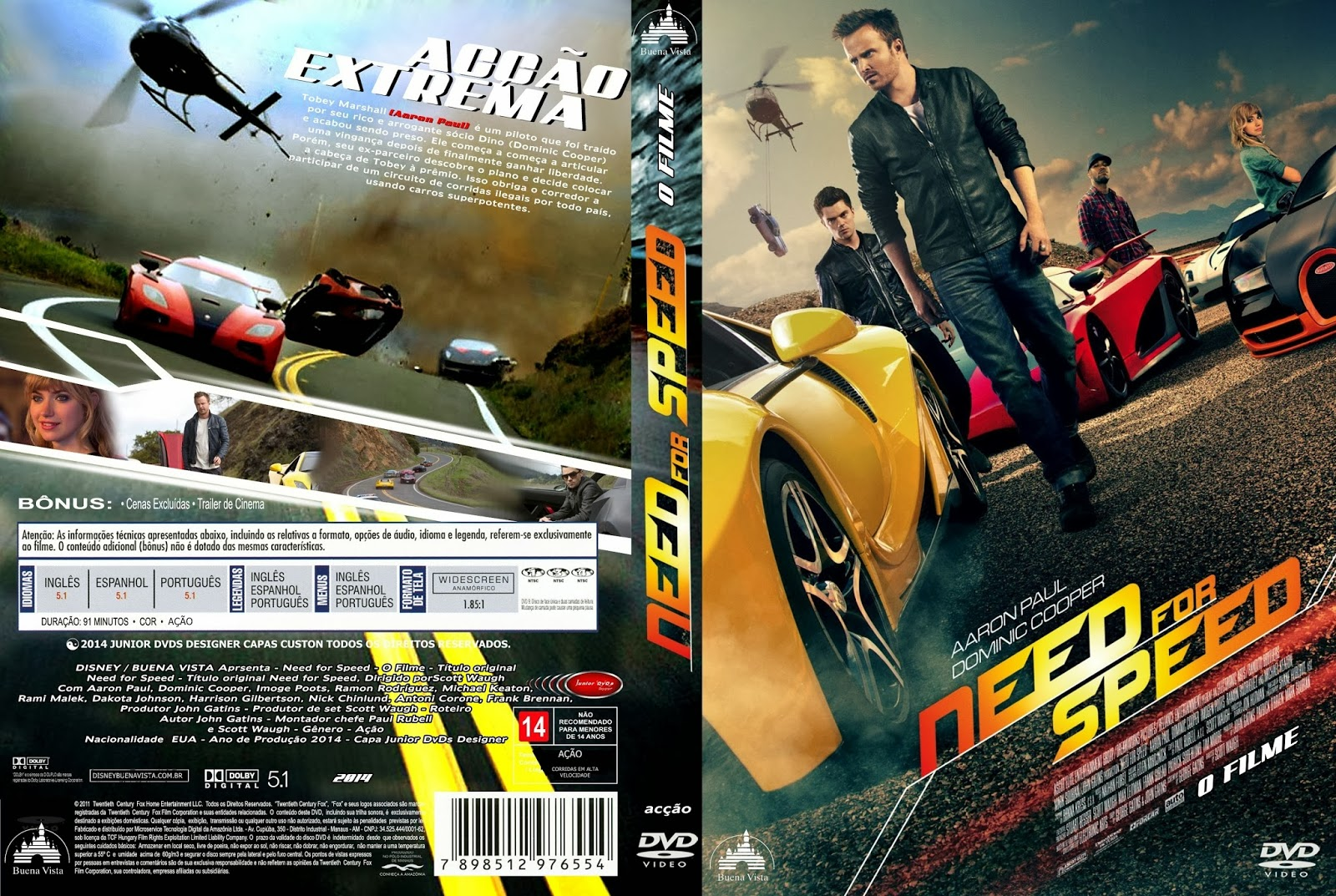 Need for speed o | Need for Speed (2014)  2019-04-10