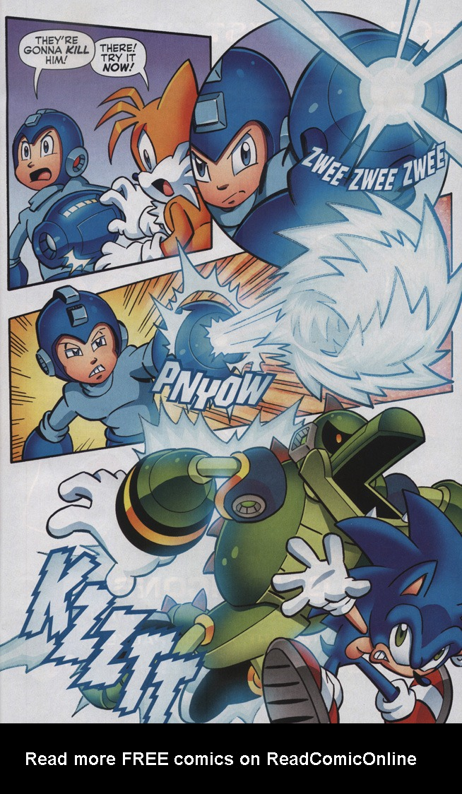 Read online Sonic The Hedgehog comic -  Issue #249 - 17