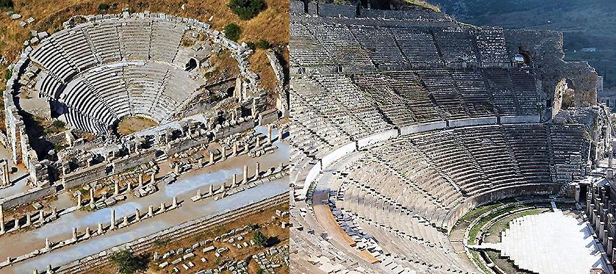 Ahmet Ustanın Defteri Efes Antik şehri Tarihi Bulguları Kalıntıları