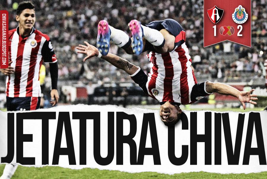 Liga MX : Club Atlas 1-2 CD Guadalajara - Clausura 2017 - Jornada 6.
