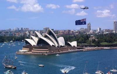 Negara Maju di Benua Australia
