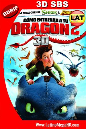 Como Entrenar a tu Dragón 2 (2014) Latino FULL 3D SBS 1080P ()