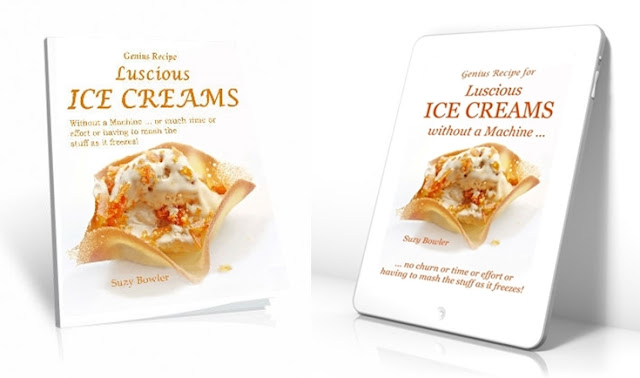 genius no churn ice cream recipes