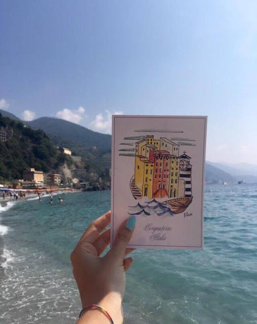 ITALY TRIP - cz. 2 - CINQUE TERRE. PORTOFINO, PIZA