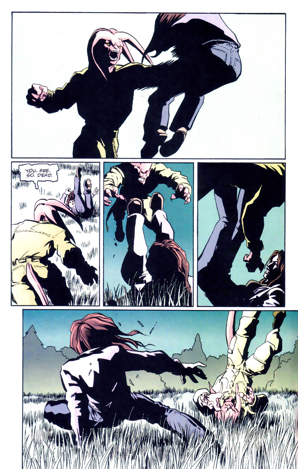 Read online Midnight, Mass comic -  Issue #3 - 6