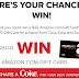 Win TWO $25 Amazon Gift Cards From Coca-Cola - 840 Winners. Daily Entry, Ends 7/29/18