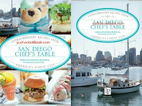 SAN DIEOGO CHEF'S TABLE - Extraordinary Recipes From American Finest City
