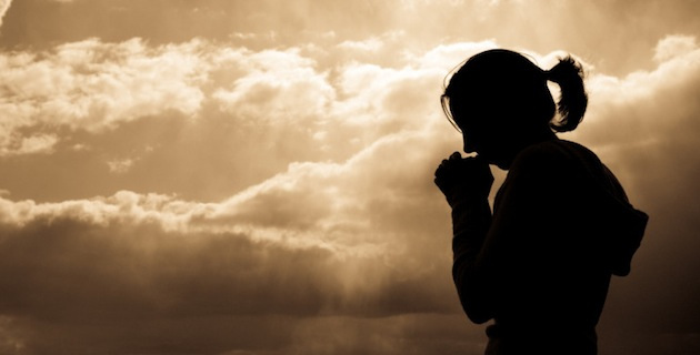 Perseverar em oração