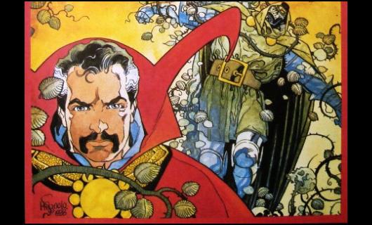 Resultado de imagem para doutor estranho quadrinhos