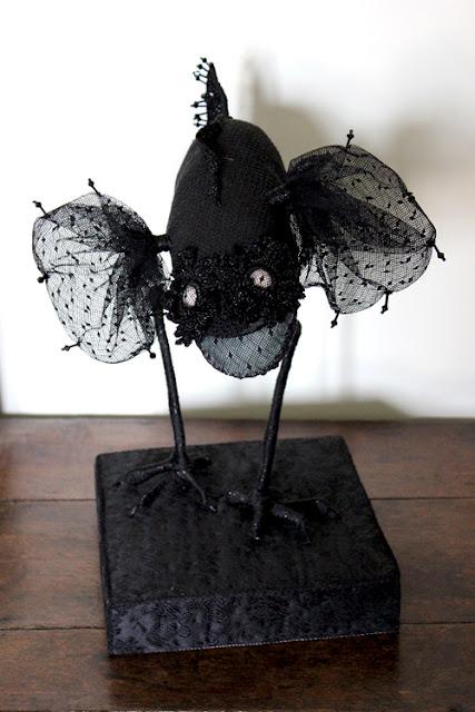 Olivia Ferrand : Hierominus Moche, Exposition « d'Inspiration Jérôme Bosch », Galerie de la Marraine