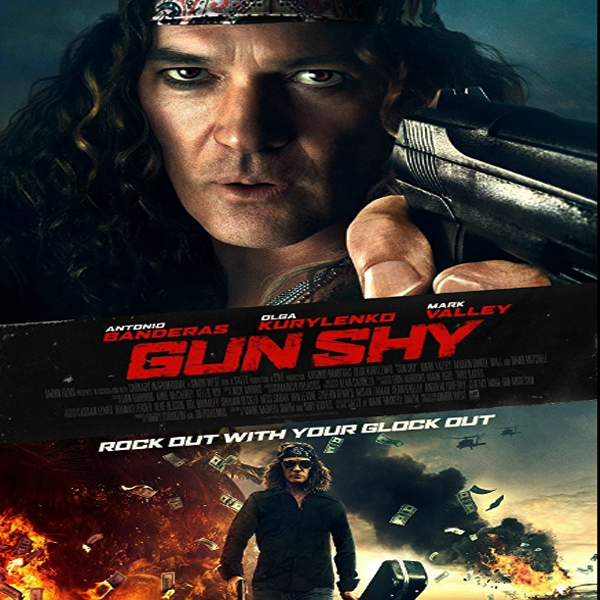 Download Film Gun Shy (2017) Aka Salty Bluray Subtitle Indonesia