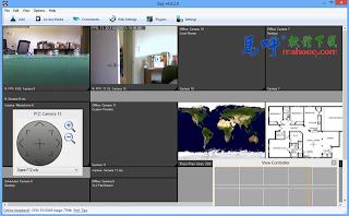 iSPY Download 中文版監視器軟體 ,電腦螢幕當成監視器的軟體