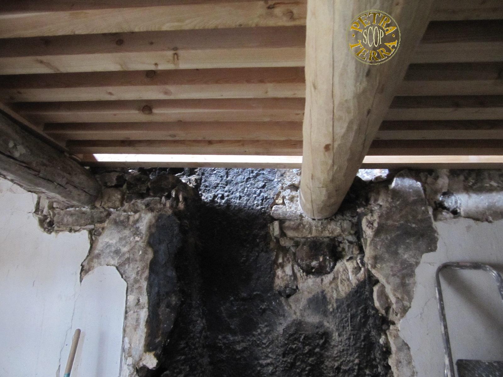 petra terra scop r alisation d 39 un plafond la fran aise. Black Bedroom Furniture Sets. Home Design Ideas