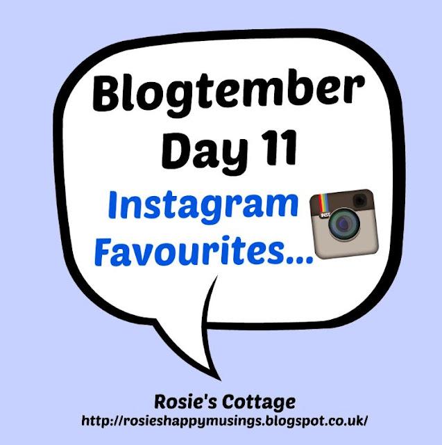 Blogtember Day 11