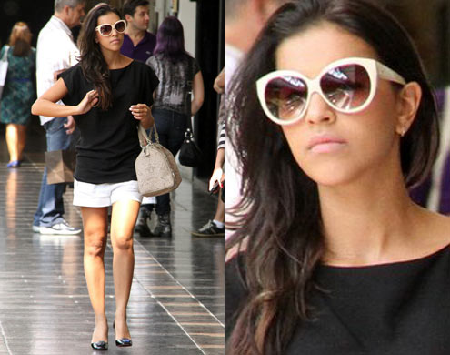 9983424359709 Eu uso Óculos  Óculos Evoke Gatinho!