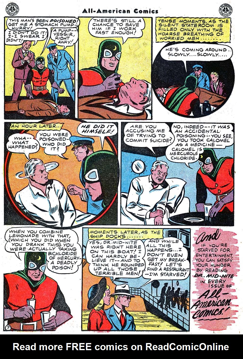 Read online All-American Comics (1939) comic -  Issue #67 - 24