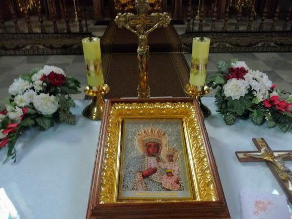 Образ Гошевской Божией Матери