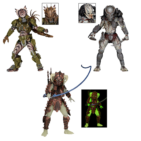 "423613f3052 NECA has just announced some important news related to the ""Predator""  universe. First of all, they will release, according to them, the most  complex and ..."