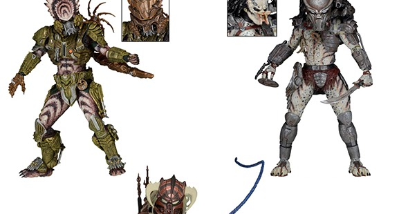 NECA unveils the third batch of figures inspired by Kenner ...