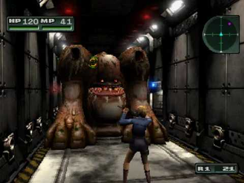 Parasite Eve 2 screenshot 2