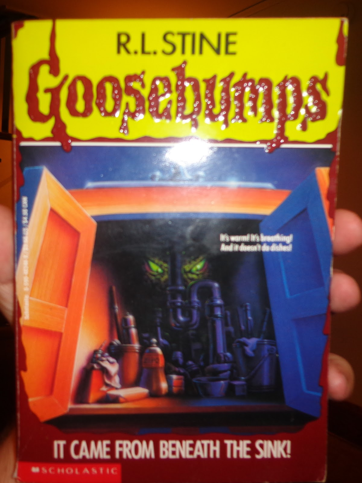 Goosebumps Reliving The Terror Of Youth 30 It Came From