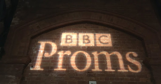 The BBC Proms at Lincoln Drill Hall