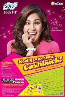Sofy+Cashback+Redemption+Form - CASH BACK - 100% Cash Back on Sofy products!