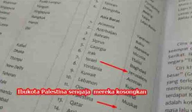Dunia Pendidikan Sudah Disusupi Ide Sesat Zionis